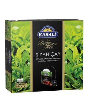 Karali Premium Bardak Poşet Çay Kullananlar