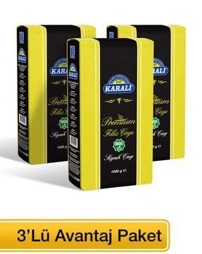 Karali Premium Filiz Dökme Çay Kullananlar