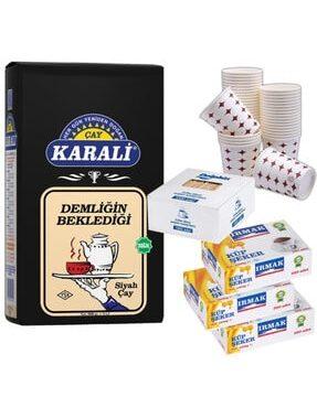 Demliğin Beklediği Çay Karton Bardak Kullananlar