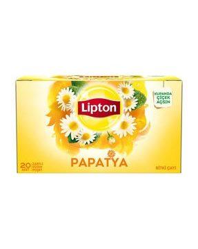 Lipton Bardak Poşet Bitki Çayı Kullananlar
