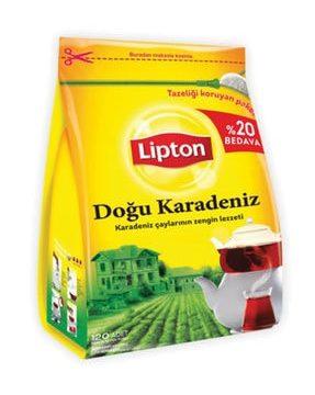 Lipton Doğu Karadeniz Demlik Poşet Kullananlar