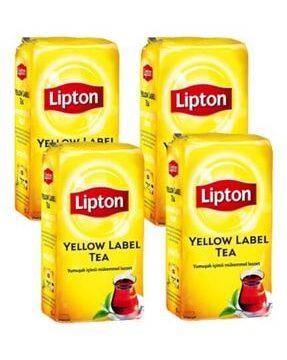 Lıpton Yellow Label Dökme Çay Kullananlar