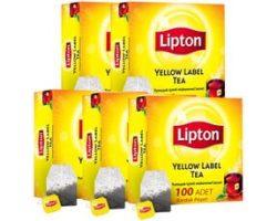 Yellow Label Bardak Poşet Çay Kullananlar