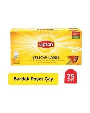 Yellow Label Bardak Siyah Çay Kullananlar