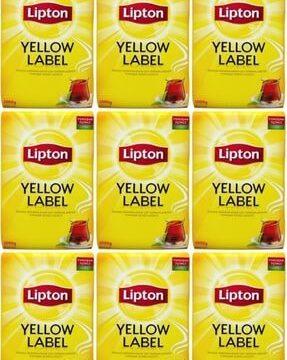 Yellow Label Çay Kullananlar