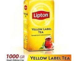 Yellow Label Çayı Kullananlar