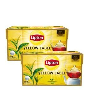 Yellow Label Demlik Poşet Çay Kullananlar
