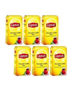 Yellow Label Dökme Çay Dökme Kullananlar