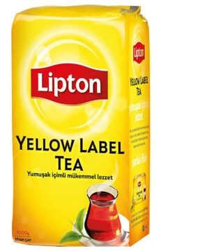 Yellow Label Dökme Çay E Kullananlar