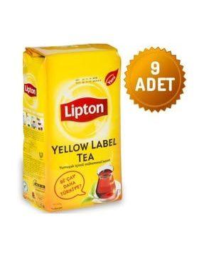 Yellow Label Dökme Çay Paket Kullananlar