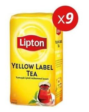 Yellow Label Dökme Çayx Kullananlar