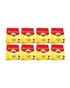 Yelow Label Demlik Poşet Çay Kullananlar