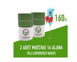 Macthai Premium Köpürtücü Hediye Kullananlar