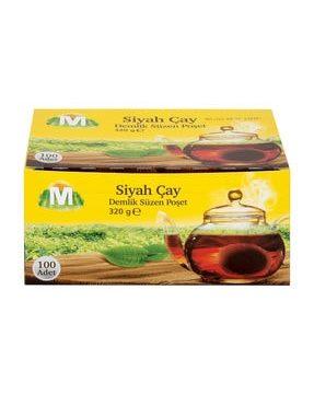 Demlik Poşet Çay g lü Kullananlar