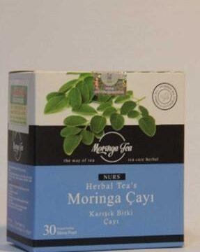 Herbal Teas Moringa Çayı Süzen Kullananlar