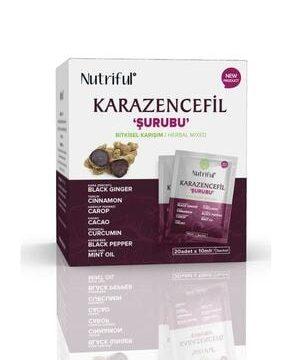 Vitamin Kara Zencefil Şurubu ml Kullananlar