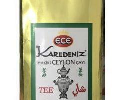 Ece Karadeniz Hakiki Ceylon Çay Kullananlar