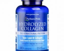 Puritans Pride Hydrolyzed Collagen Tablet Kullananlar