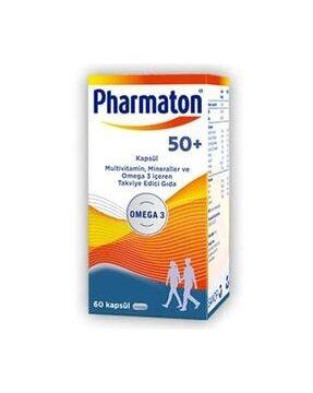 Pharmaton Plus Kapsül Kullananlar