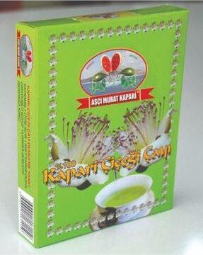 Kapari Çiçeği Çayı Paket Kullananlar
