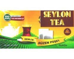 Seylon Demlik Poşet Çay sade Kullananlar