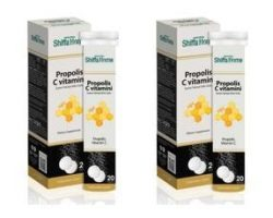 Propolis C Vitamini Efervesan Tablet Kullananlar