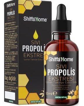 Sıvı Propolis Ekstresi Damlalıklı Cam Kullananlar