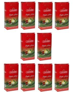 Çayder Ilk Hasat Çay sınırlı Kullananlar