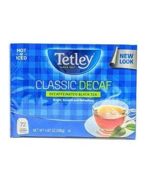 Classic Decaffeinated Black Tea Double Kullananlar