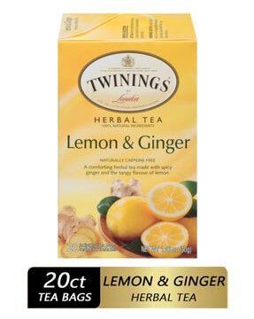 Lemon And Ginger Herbal Tea Kullananlar