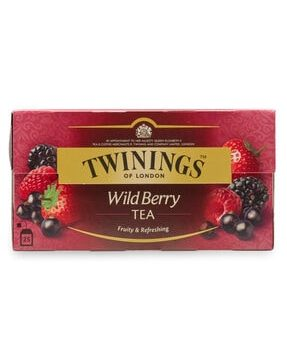 Wild Berry Tea Fruity Refreshing Kullananlar