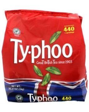 Typhoo Tea eat British Tea Kullananlar