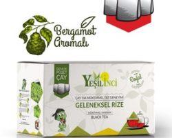 Demlik Poşet Çay Bergamot Aromalı Kullananlar